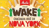 Promoção Melitta Wake Chacoalha você em Nova York