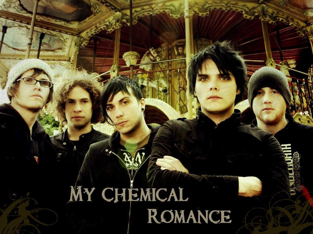 my chemical romance wallpaper seven share