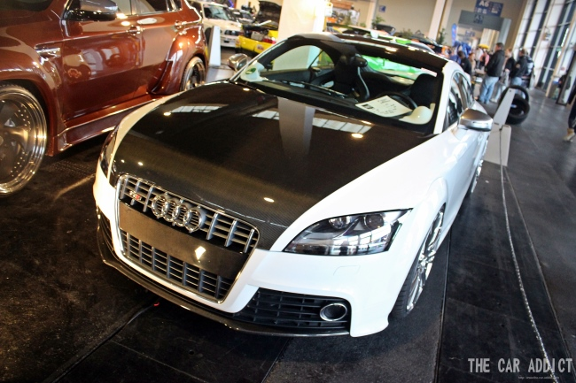 TUNING WORLD Bodensee: Private Cars at B6