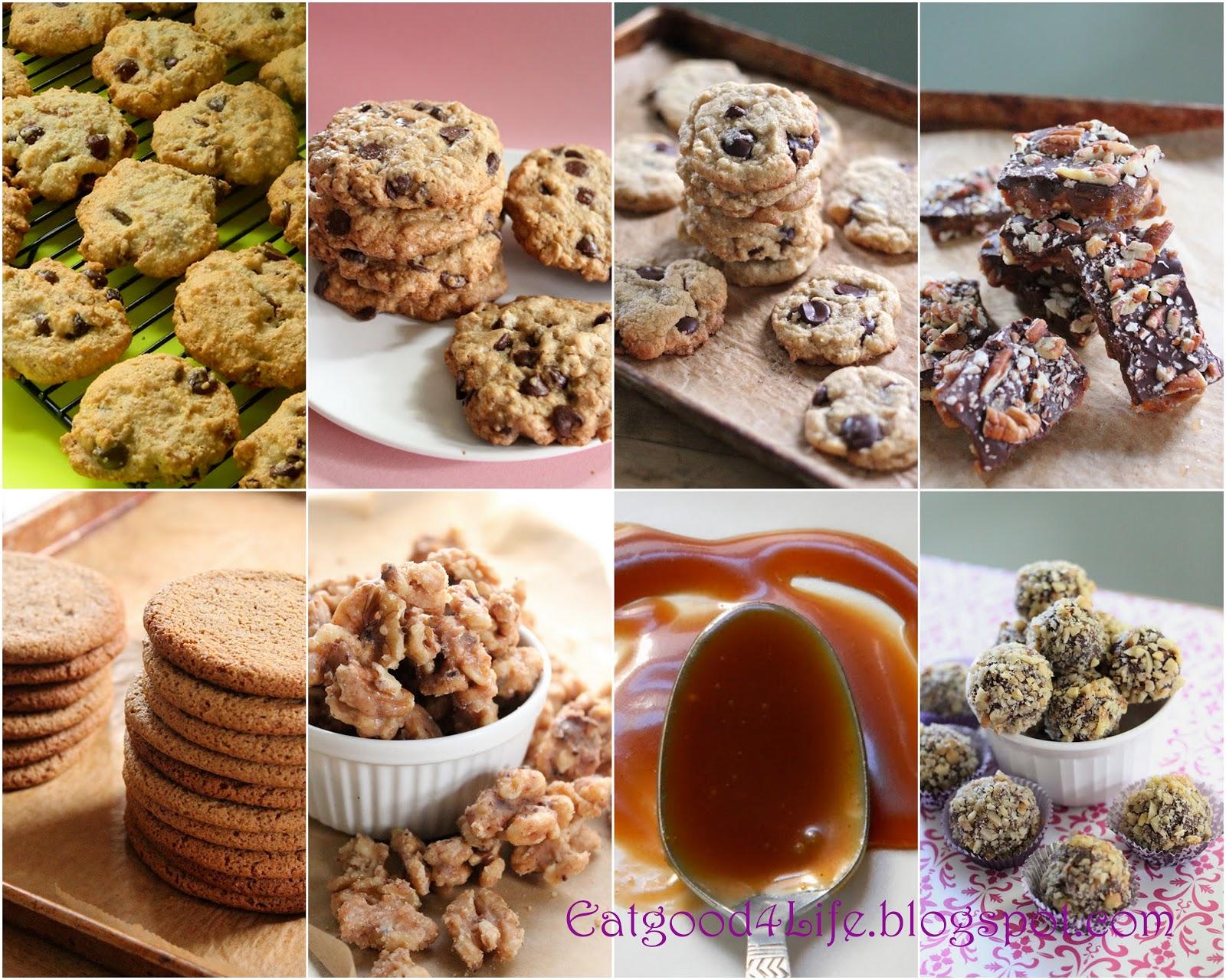 My Top 16 Christmas gift baking ideas | Eat Good 4 Life