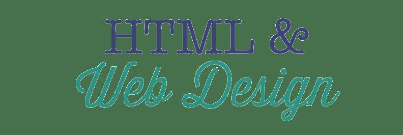 HTML & Blog Design Class