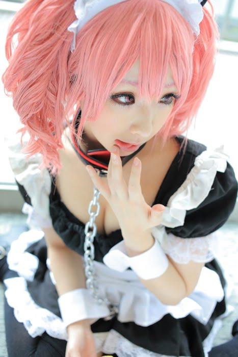 CosRain.Com Miiko's COSPLAY - Karuta Roromiya