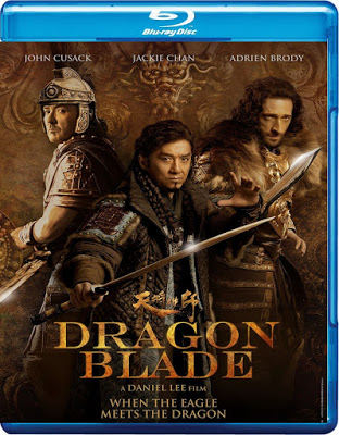 Dragon Blade 2015 Dual Audio BluRay Download