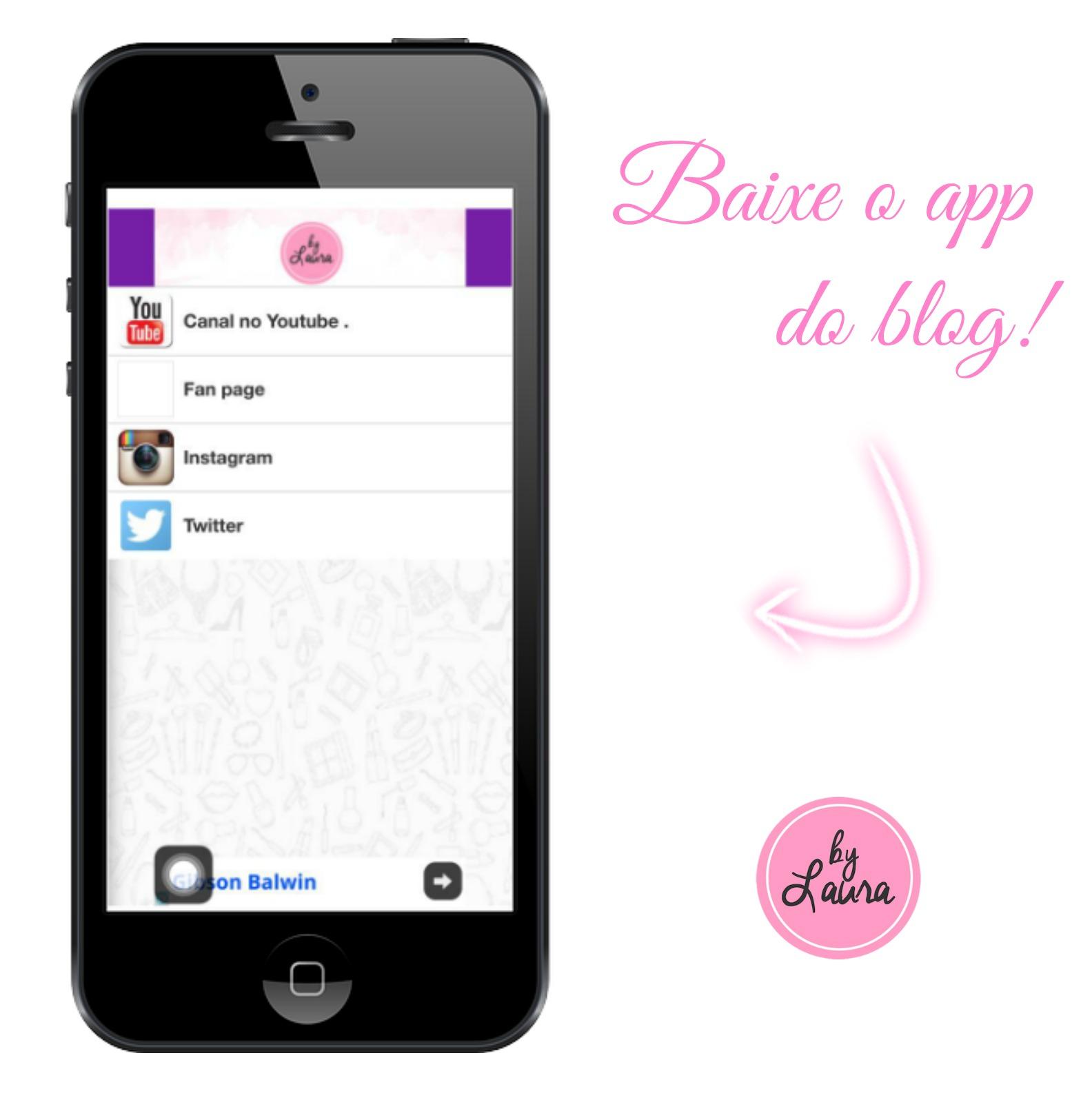 App do Blog