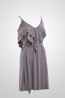 Elegant Gray Dress