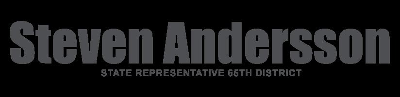 Illinois State Representative Steven Andersson