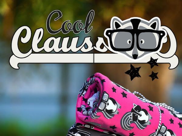 Cool Claus der Waschbär !