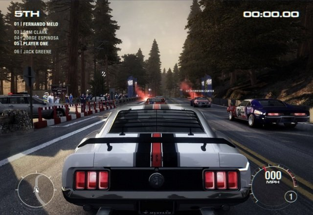 Grid 2 Games Screenshots