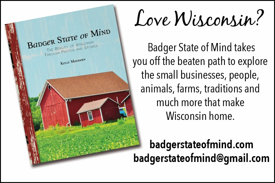 Great Christmas gift for Wisconsinites!