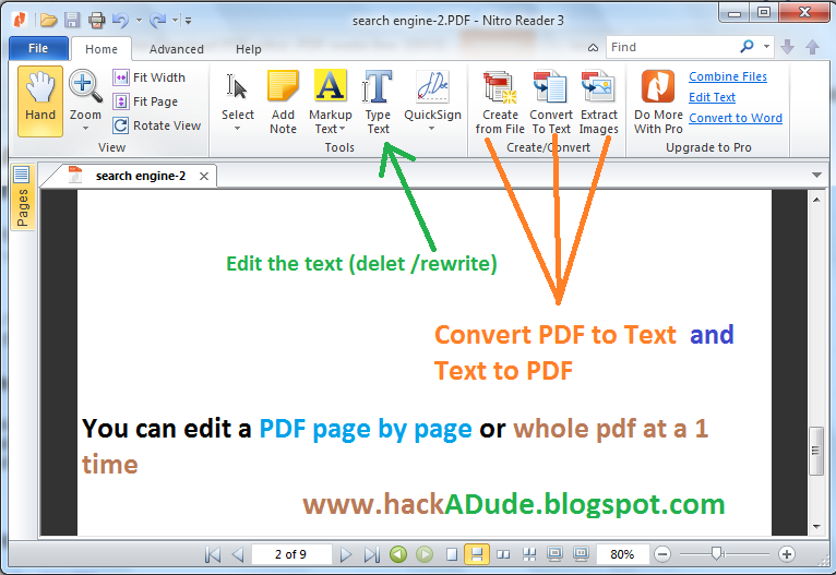foxit reader pdf editor free download