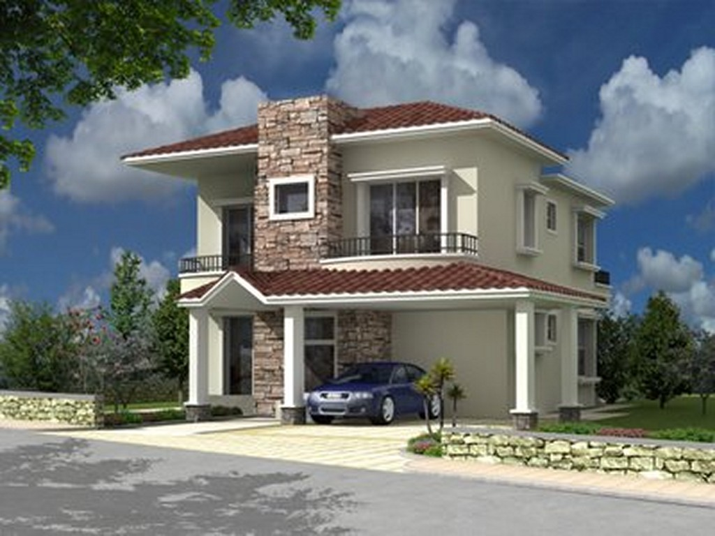 New home designs latest modern homes designs ottawa for Latest house designs photos