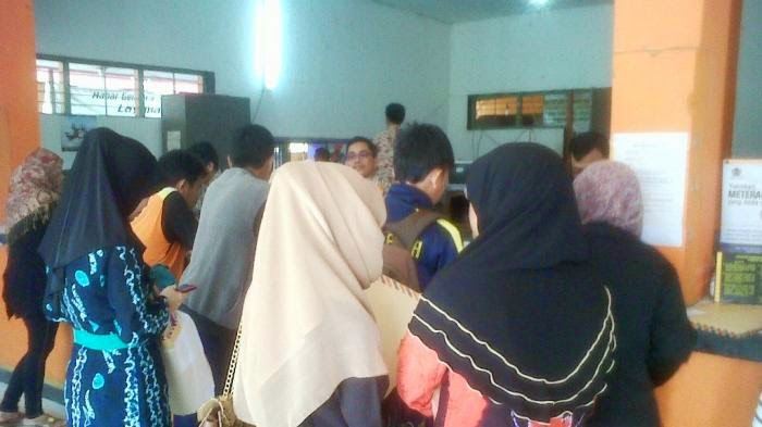 BKD Kotabaru Tunggu Panselnas