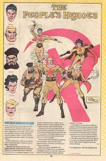 Heroes del Pueblo (ficha dc comics)