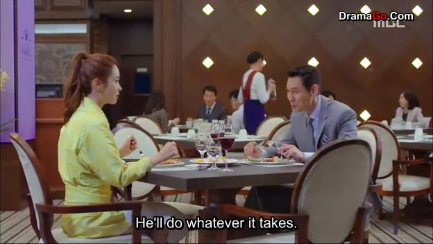 Sinopsis Hotel King episode 9 - part 3