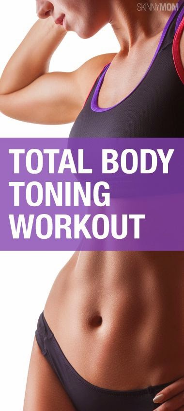 7 Moves to Get Tone Entire Body