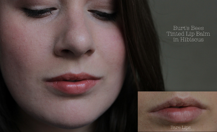 hydrating natural lip colour: one little vice beauty blog