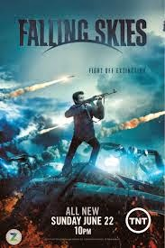 Falling Skies Temporada 4 Audio Latino