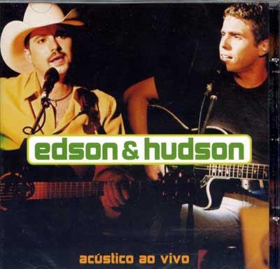 Edson e Hudson - Ac�stico Ao Vivo