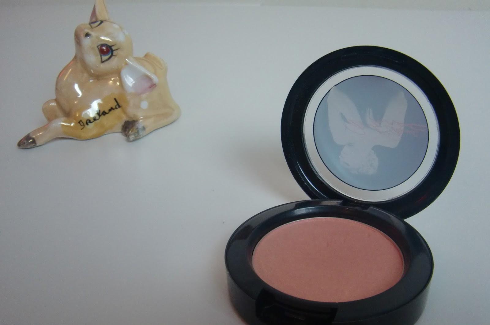 my first mac product marilyn monroe blush legendary