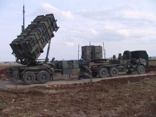 NATO Missiles in Turkey to Point at Syria PatriotMissiles Turkey