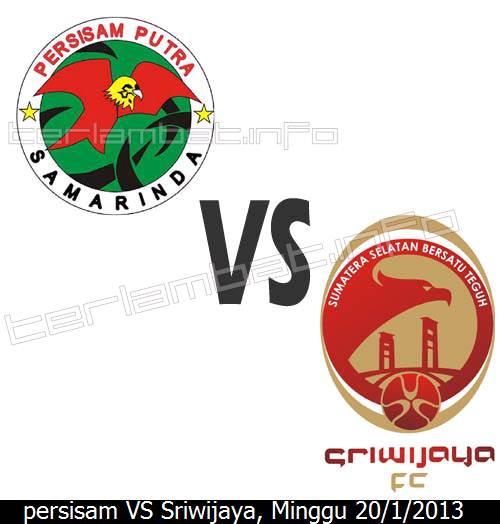Hasil Persisam VS Sriwijaya ISL 2013