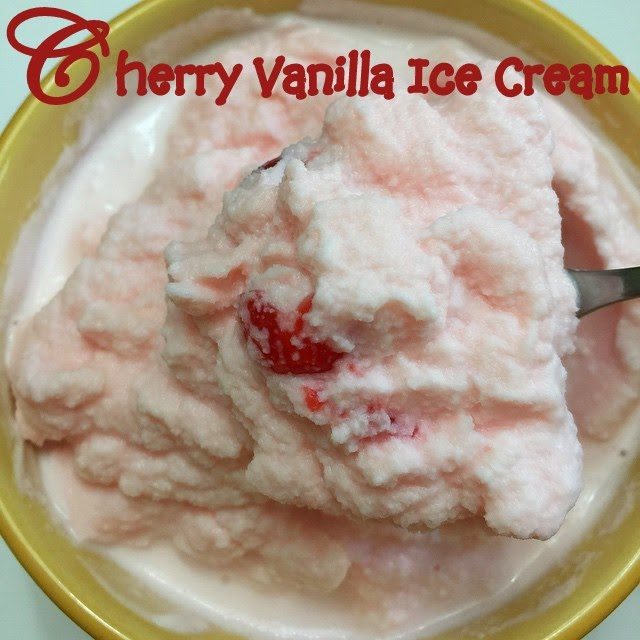 The warrior kitchen cherry vanilla ice cream for Where can i find blue bell christmas cookie ice cream