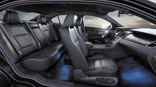 2016 Ford Taurus SHO Interior