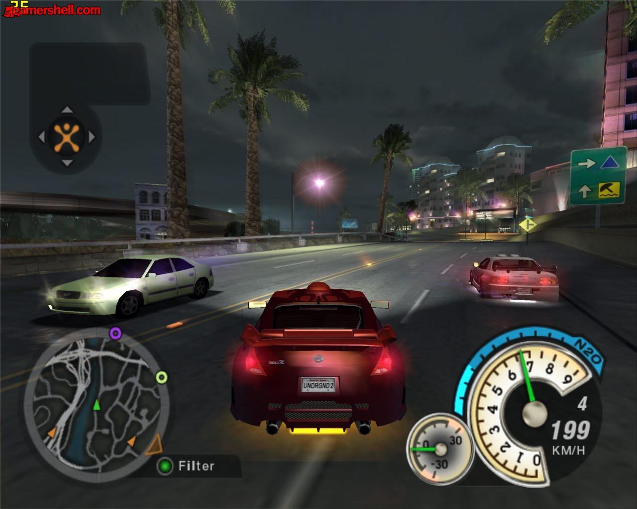 nfs underground game setup free download