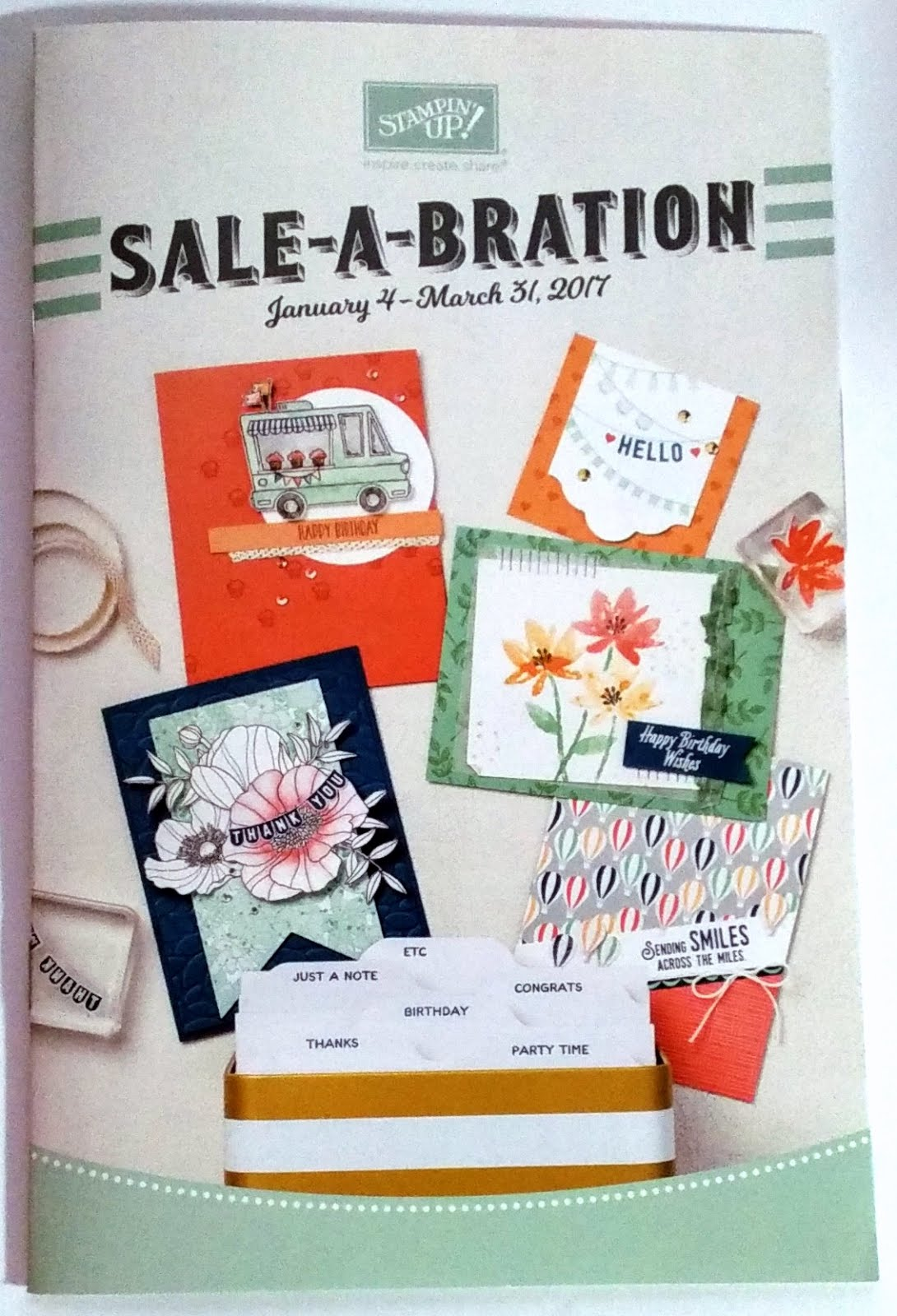 2017 Sale-A-Bration Brochure