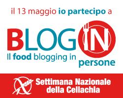 """BlogIN """"Settimana Nazionale della celiachia"""""""