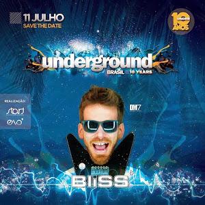Underground Brasil!