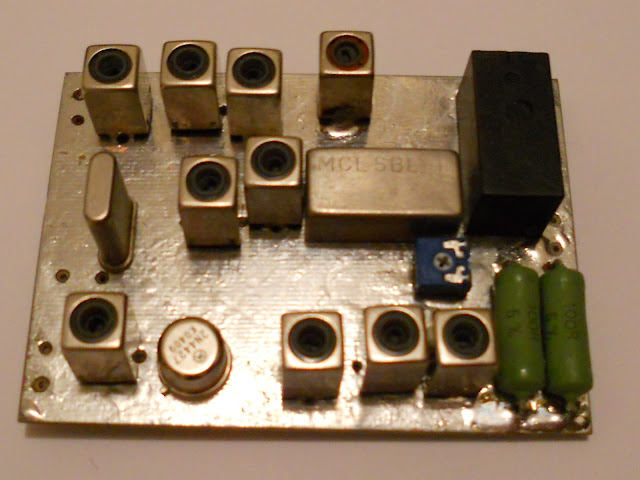 PCB-components side