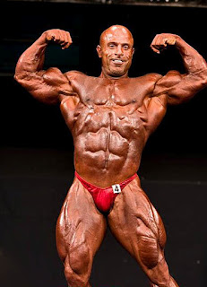 Michael Kefalianos Bodybuilder