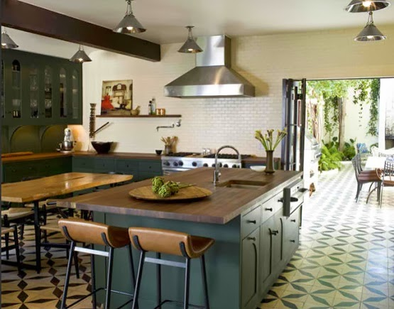 Simple Kitchen Flooring Ideas
