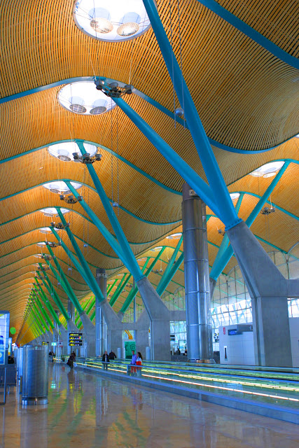 Madrid Barajas - Airport