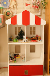 "A ""Jody"" Inspired Dollhouse."