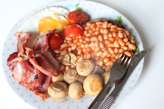 slimming world full cooked breakfast
