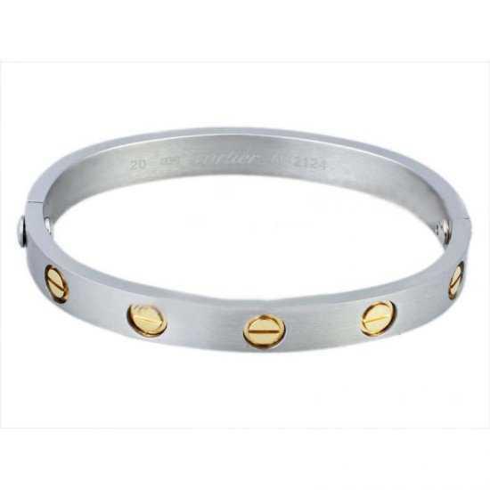 Bracelet Zipper Galleries Cartier Bracelet Gold Screws
