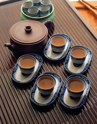 trà xạ đen