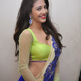 Daksha Nagarkar Hot Photo Gallery in Half Saree at Ak Rao Pk Rao Audio Launch CelebsNext (19)