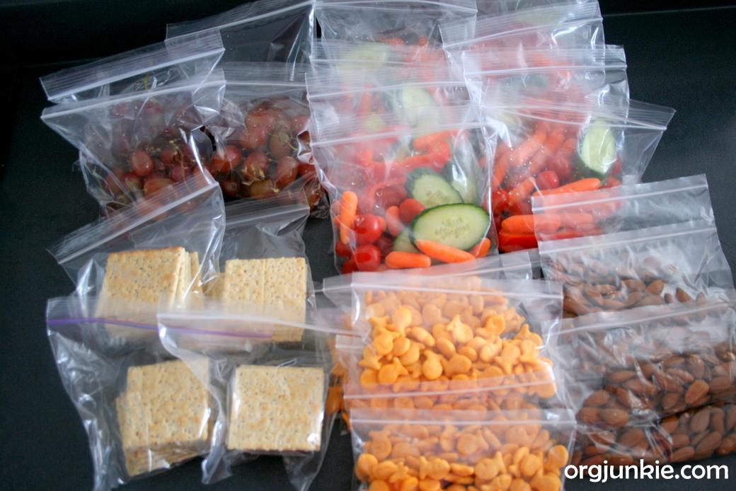 Make ahead back to school snacks solutioingenieria Gallery