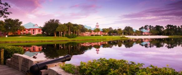 Hotel Moderado Disney Caribbean Beach Resort