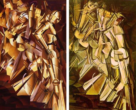 Doctor Ojiplático. Historia del Arte reimaginada (Ciencia Ficción)