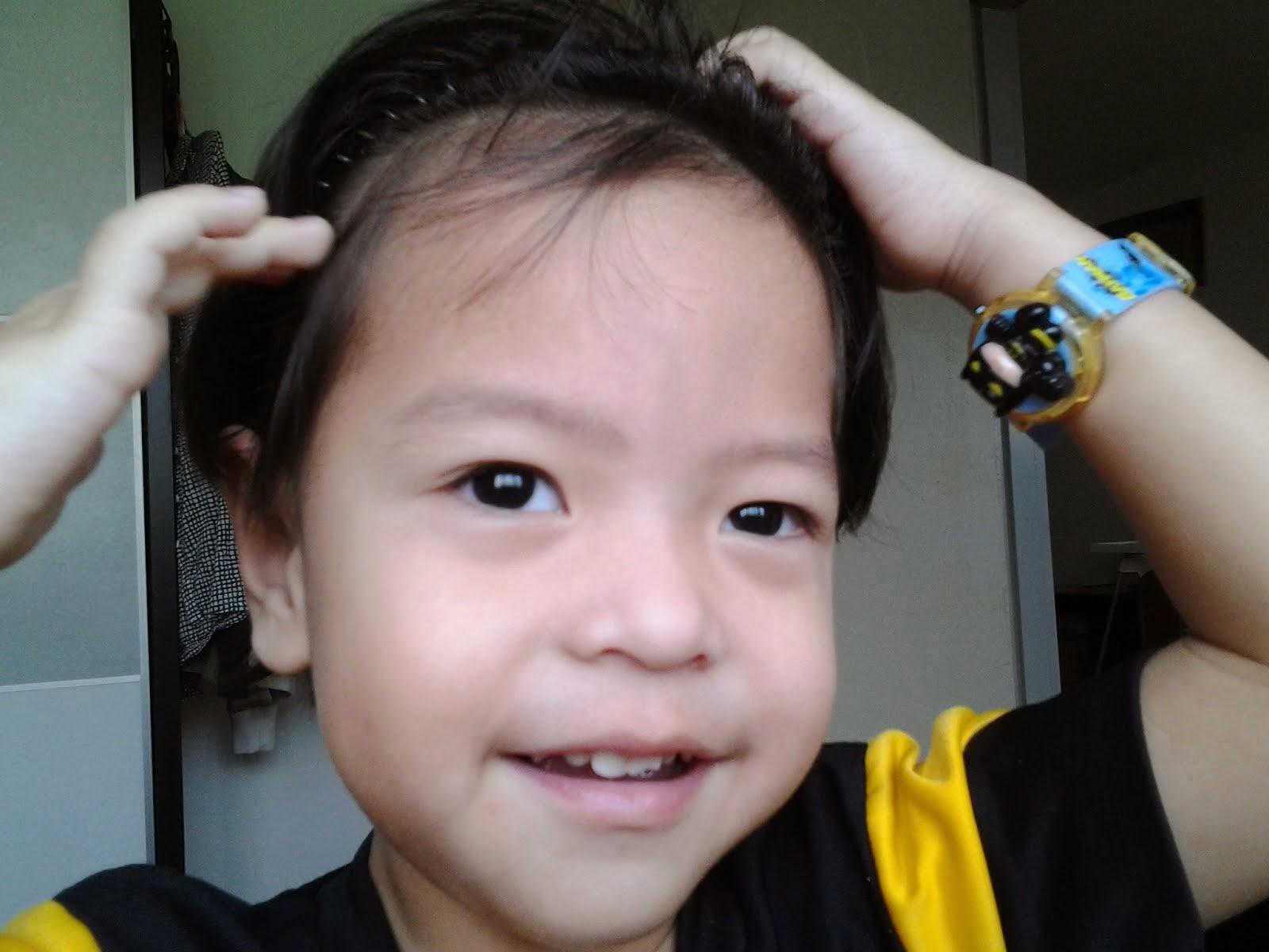 3 yrs old Lil Abg Irfan Ahmad
