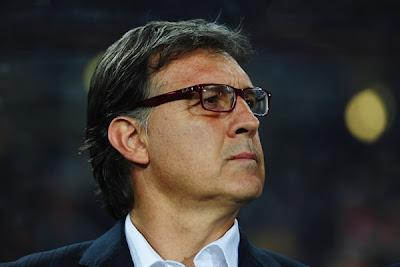 Tata Martino nuevo entrenador de Barcelona