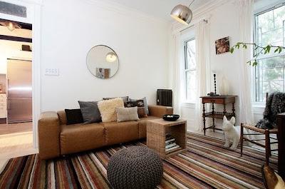 apartamento pequeño cálido y acogedor