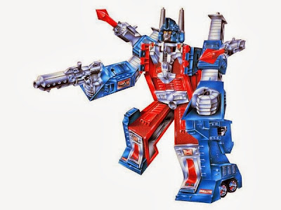 "Takara Transformers Masterpiece MP-22 Ultra Magnus with Trailer ""Perfect Edition"" Figure"