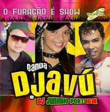 CD Banda Djavu-O Furacão é Show