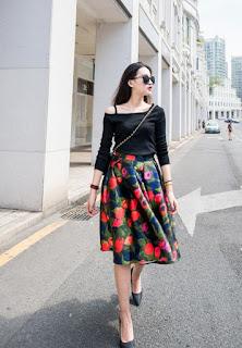 Tư vấn thời trang hè 2015 và cách mix đồ cho các nàng chân ngắn