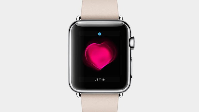 Come inviare battito con Apple Watch - condividere battito